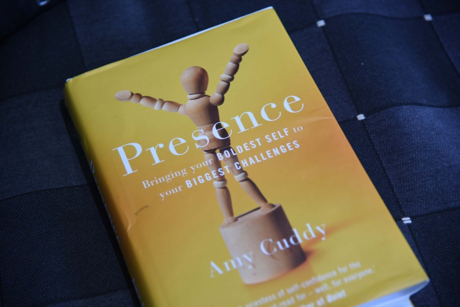 Being Present: 3 Key Takeaways